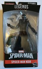 Marvel Legends Spider Man Noir Lizard Wave Lizard BAF