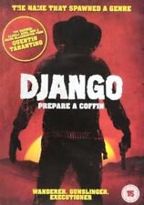 DJANGO PREPARE A COFFIN TERENCE HILL HORST FRANK GEORGE EASTMAN ARROW DVD L NEW