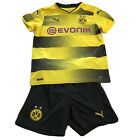 BVB 09 Borussia Dortmund PUMA 33 WEIGL Yellow Football Shirt & Shorts 11-12 Yrs