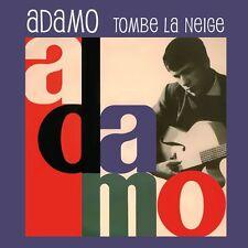 CD Salvatore Adamo : Tombe la neige