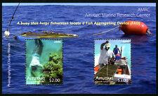 Aitutaki  Marine  Research Center 2011 Clams Series Compound Sheet