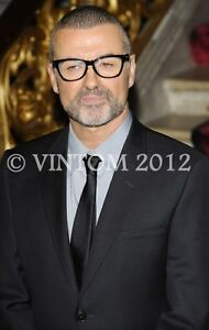 George Michael Poster Picture Photo Print A2 A3 A4 7X5 6X4