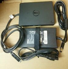 Dell Dock-WD15 with 130 W adapter