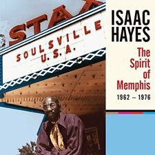 ISAAC HAYES - Coffret SPIRIT OF MEMPHIS (1962-1976)