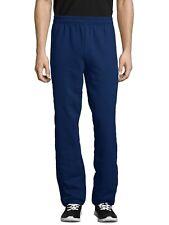 Hanes Men's EcoSmart Fleece Sweatpant Navy Size 3XL 48-50
