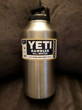 Yeti Rambler 64oz Stainless Steel Vacuum Insulated Bottle (Priority Shipping)