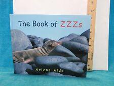 children's book BOOK OF ZZZS photos by ARLENE ALDA 1st ed hc + DOOR KNOB SIGN