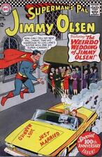 SUPERMAN'S PAL JIMMY OLSEN #100 F, Legion cameo, DC Comics 1967