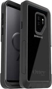 OtterBox Pursuit Series Case for Samsung Galaxy S9 PLUS (ONLY) - Black