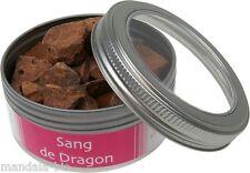 Incienso Sangre de Dragon - Granos & Polvo - Caja de 100G (Rituales, Ceremonias)