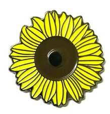 More details for sunflower 'hidden disabilities' pin badge - uk company - free postage