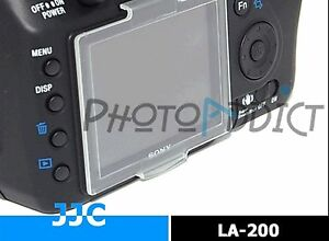 JJC LA-200 - Protection LCD Screen Type SONY A200 PCK-LH2AM