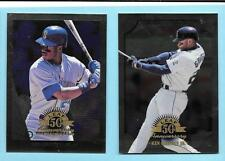 1998 Donruss Collections #299/355 Ken Griffey Jr Lot Mariners