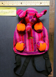 Belize Elephant Backpack - Good Condition