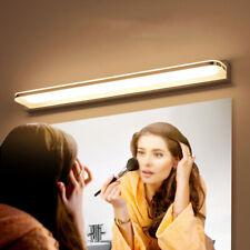 Wall LED Front light Toilet Bathroom Cabinet Vanity Over Mirror Makeup Light