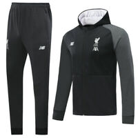 Liverpool  Football  Mens Training Sports Jersey Jacket Tracksuit Hoodie Sets