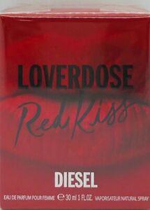💝 Diesel Loverdose Red Kiss Eau de Parfum pour femme 30 ml OVP/ NEU