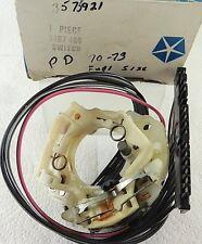 1970 1971 1972 1973 Plymouth Dodge NOS MOPAR Turn Signal Switch & Wiring W/ Tilt