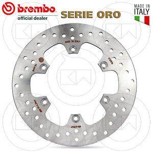 BREMBO 68B407E4 DISCO FRENO POSTERIORE SERIE ORO PER YAMAHA 1670cc MT 01 2005 >