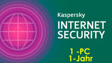 Kaspersky Internet Security ML Windows/Mac/Android AntiVirus 1 year 1-PC