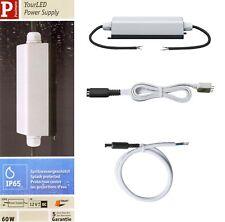 Paulmann YourLED Power Supply IP65 60W 12V Grau für YourLED Stripes mit Zubehör