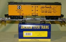 American Flyer by Lionel 44046 Santa Fe Reefer #35302 Grand Canyon Rt. S ga 2018