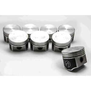 Speed Pro/TRW Chrysler/Dodge/Plymouth 440 Forged Flat Top 4-Barrel Pistons/8 STD