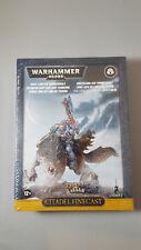 Warhammer 40,000: Space Wolves Wolf Lord on Thunderwolf GW 53-41 (Resin) NIB