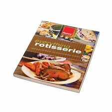 Ronco Showtime Everything Rotisserie Cook Book Guide to Heathy Delicious Cooking