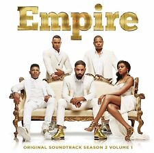 EMPIRE CAST: SEASON 2 Volume 1  OF EMPIRE / TV O.S.T. soundtrack  (CD) Sealed