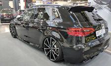 19 Zoll WH28 Felgen 5x112 et45 schwarz für Audi A3 S3 TT TTS A6 A4 Q2 Q3 S-Line