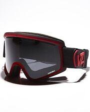 VONZIPPER CLEAVER snow Goggles - MindgloRed/BlackOut - NIB -