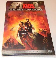 Spy Kids 2: Island of Lost Dreams Antonio Banderas (DVD, 2003) WS  NEW SEALED