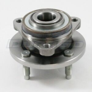 Wheel Bearing and Hub Assembly Front IAP Dura 295-13205