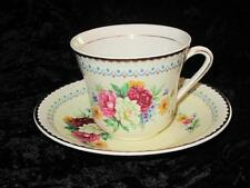 Ironstone Ridgway Pottery Cups & Saucers