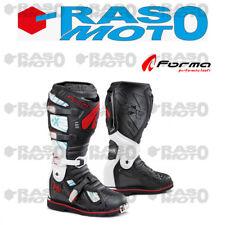 Stivali Forma Terrain TX Forc350 999810 taglia 46 Black/White/Red