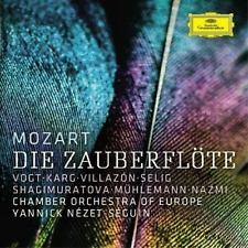 WOLFGANG AMADEUS MOZART: DIE ZAUBERFLÖTE - NEW 2CD - Released 02/08/2019