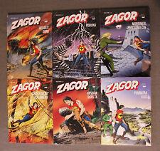 Zagor, Veseli četvrtak, lot 4 stripa / 4 comic books / pick 4 from the list