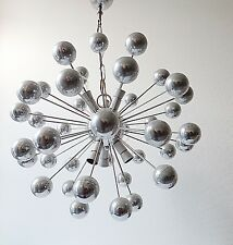 design lustre suspension vintage 1970 spoutnik