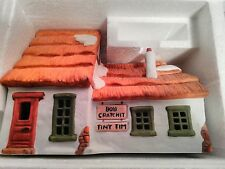 Dept 56 Heritage Dickens Village Series Cottage of Bob Cratchit and Tiny Tim