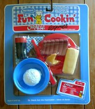 MEL APPEL Chinese Express Egg Roll Rice Toy Fun Cooking With Food Fortune Cookie