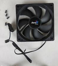 Aerocool Computer Case Fan 120mm x 120mm x 24mm #7j4