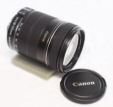 Excellent Canon EF-S 18-135mm F3.5-5.6 IS AF Lens