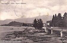 # INTRA: PONTE S. GIOVANNI - 1923