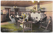 Postcard Lobby at the Vista Inn in Vista, California~105140