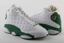 finest selection ed6f2 97808 Mens Air Jordan 13 PE Retro Ray Allen White Clover 414571-125 SZ 8