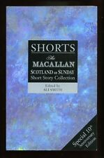 Ali Smith - The Macallan Short Story Collection 3; DOUBLE SIGNED 1st/1st
