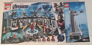 LOTTO LEGO IRON MAN e AVENGERS 40334 + 76125