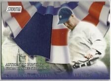 LOU GEHRIG 2008 TOPPS CEREMONIAL CUTS YANKEE STADIUM BUNTING SWATCH SP /199 RARE