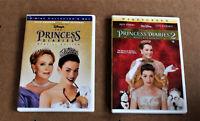 DISNEY PRINCESS DIARIES SPECIAL EDITION  PRINCESS DIARIES 2 ROYAL ENGAGEMENT DVD